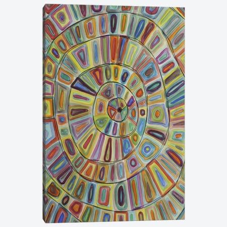 Ma Cible Canvas Print #SDS18} by Sylvie Demers Canvas Artwork