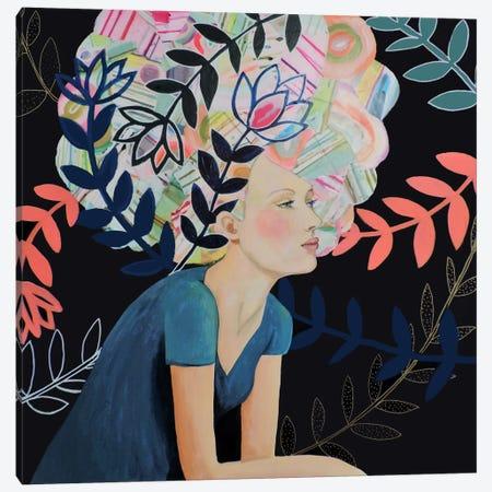 Eva Canvas Print #SDS192} by Sylvie Demers Art Print