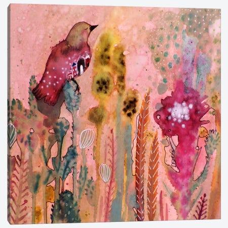 Juste Avant Canvas Print #SDS195} by Sylvie Demers Canvas Artwork