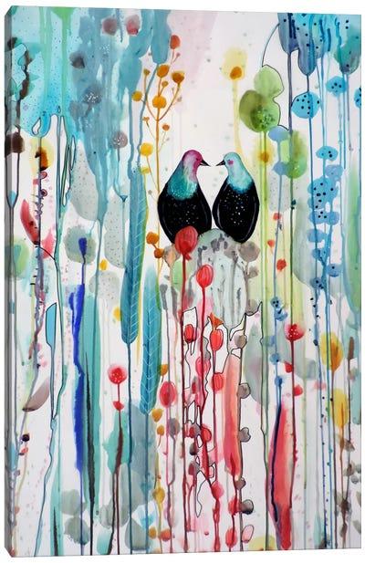 La Belle Histoire, Horizontal Canvas Art Print