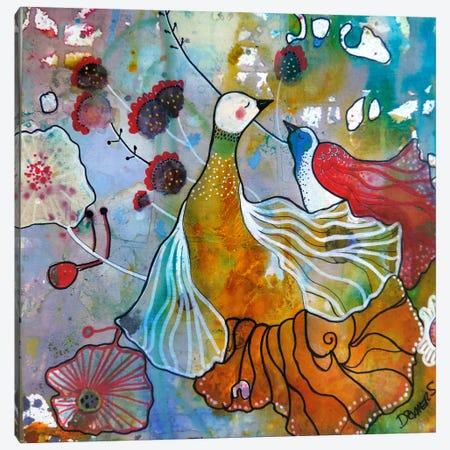 La Danse Canvas Print #SDS198} by Sylvie Demers Canvas Print