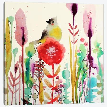La Grace du Moment Canvas Print #SDS199} by Sylvie Demers Art Print