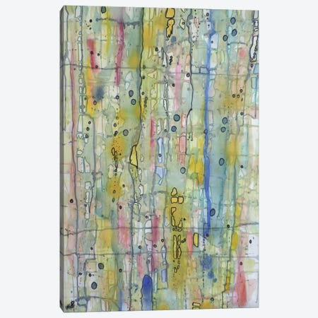 Air du Temps I Canvas Print #SDS1} by Sylvie Demers Canvas Artwork