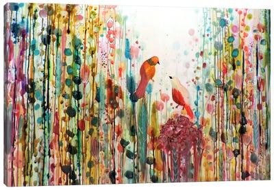 La Romance Canvas Art Print