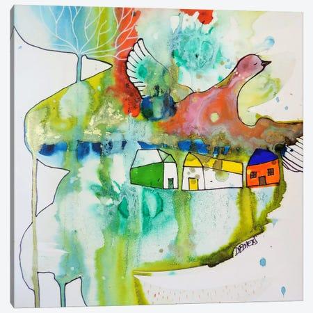 Survol Canvas Print #SDS213} by Sylvie Demers Canvas Wall Art