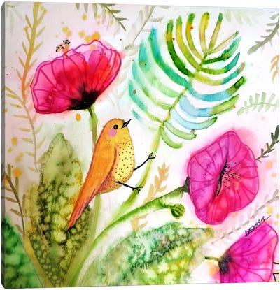 Tropicoco Canvas Art Print
