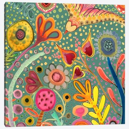 Vivifiant Canvas Print #SDS217} by Sylvie Demers Art Print