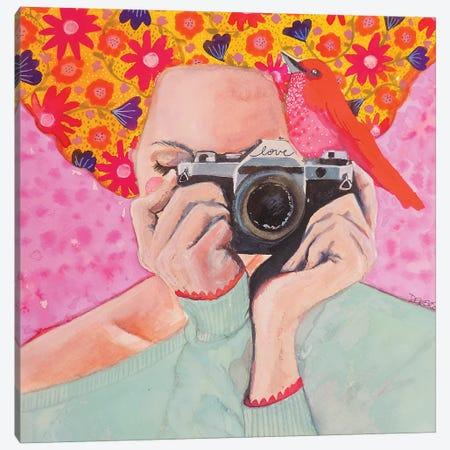 Cliché Canvas Print #SDS226} by Sylvie Demers Canvas Artwork