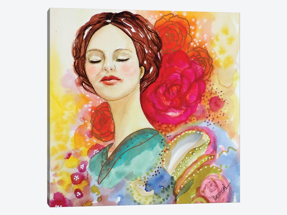 Day Dream by Sylvie Demers 1-piece Canvas Wall Art