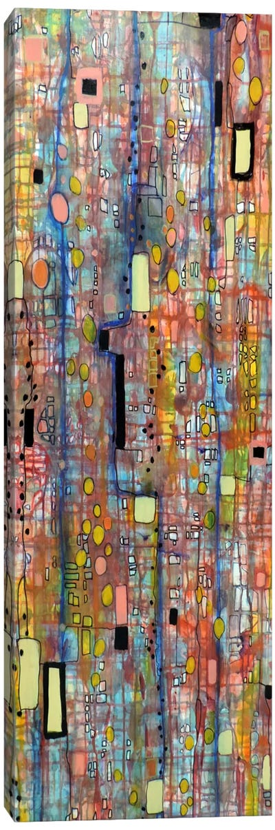 Nervures Canvas Art Print