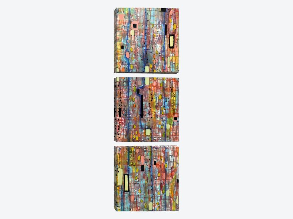 Nervures by Sylvie Demers 3-piece Art Print