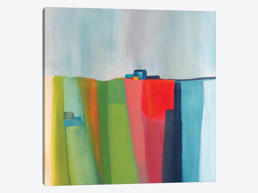 Le Bonheur Est Ici by Sylvie Demers 1-piece Canvas Artwork