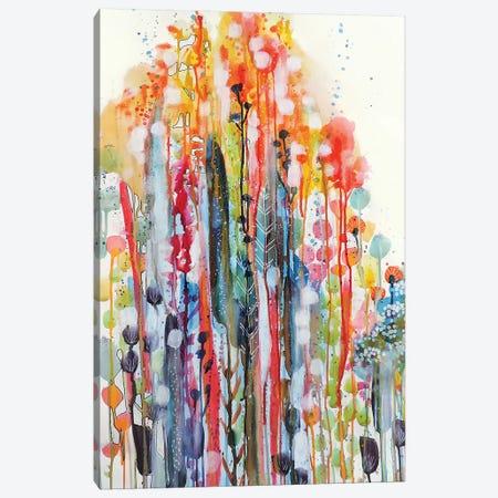 Petit Jardin I Canvas Print #SDS248} by Sylvie Demers Art Print