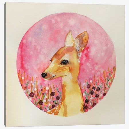 Purete Canvas Print #SDS253} by Sylvie Demers Canvas Art