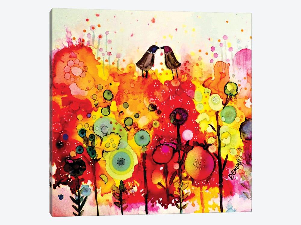 Tendresse by Sylvie Demers 1-piece Canvas Art Print