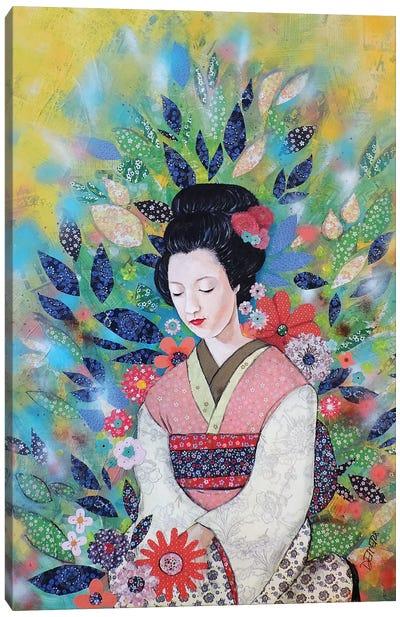 Toujours Maiko Canvas Art Print