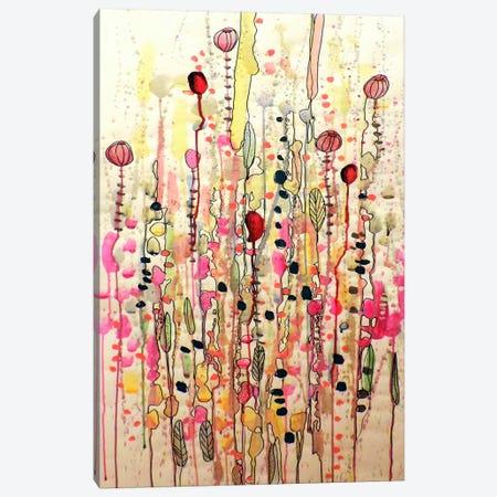 Samsara Canvas Print #SDS25} by Sylvie Demers Canvas Art