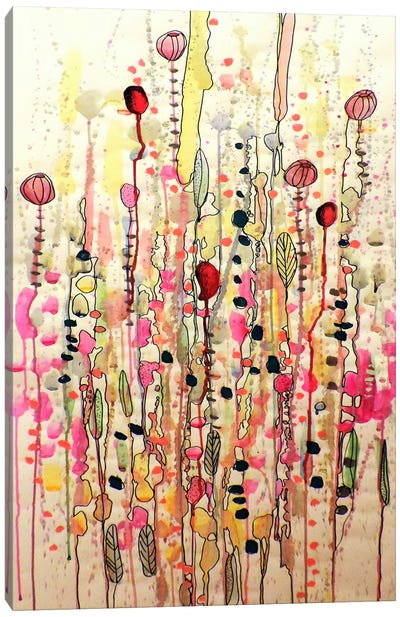 Samsara Canvas Art Print