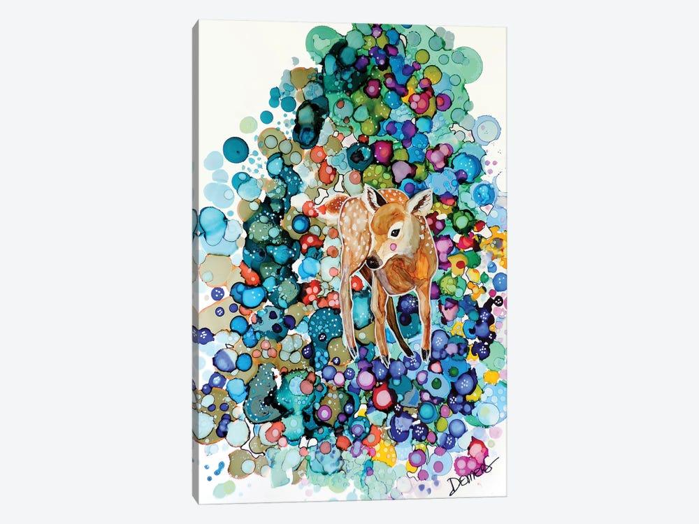 Apprendre La Vie by Sylvie Demers 1-piece Canvas Print