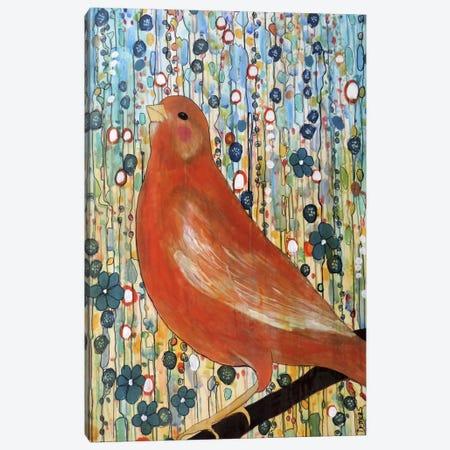 Serenade Canvas Print #SDS26} by Sylvie Demers Canvas Artwork