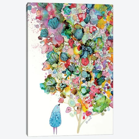 La Beaute En Offrande Canvas Print #SDS279} by Sylvie Demers Canvas Art