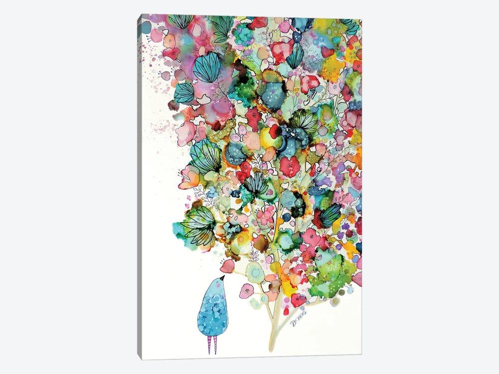 La Beaute En Offrande by Sylvie Demers 1-piece Canvas Print