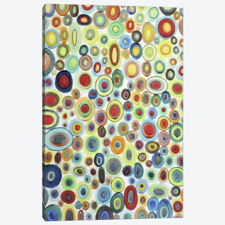 Viva Canvas Print #SDS28} by Sylvie Demers Canvas Art Print