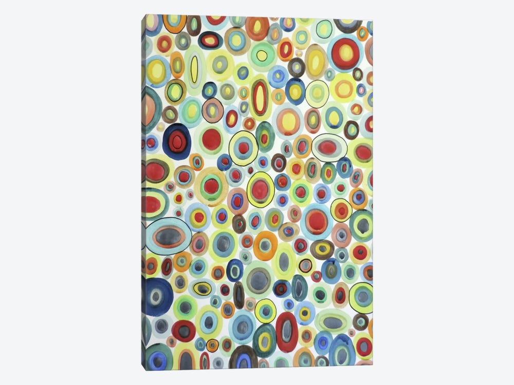 Viva by Sylvie Demers 1-piece Canvas Print