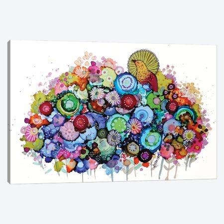 Nature, Je Te Connais Comme Divine Canvas Print #SDS290} by Sylvie Demers Canvas Art