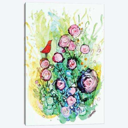 Profiter De La Brise Canvas Print #SDS298} by Sylvie Demers Canvas Wall Art