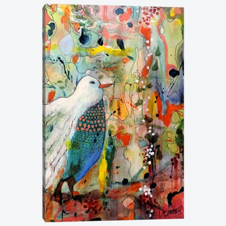 Vers Toi Canvas Print #SDS30} by Sylvie Demers Canvas Artwork