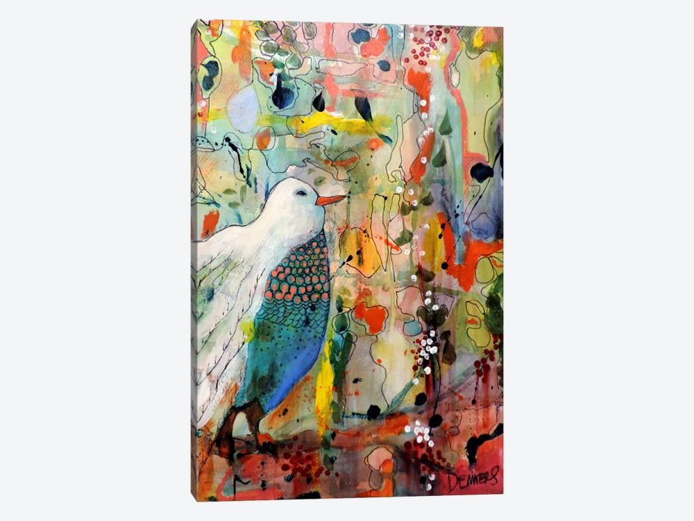 Vers Toi by Sylvie Demers 1-piece Canvas Art
