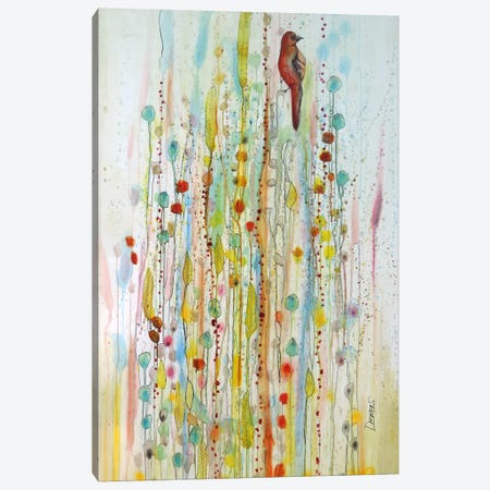 Pause Canvas Print #SDS41} by Sylvie Demers Canvas Art Print