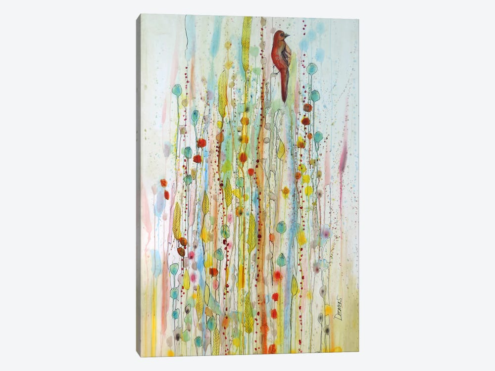 Pause by Sylvie Demers 1-piece Canvas Wall Art