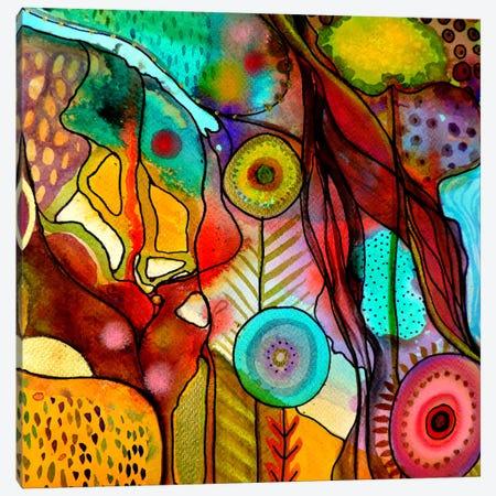 Terre d'Accueil Canvas Print #SDS46} by Sylvie Demers Canvas Artwork