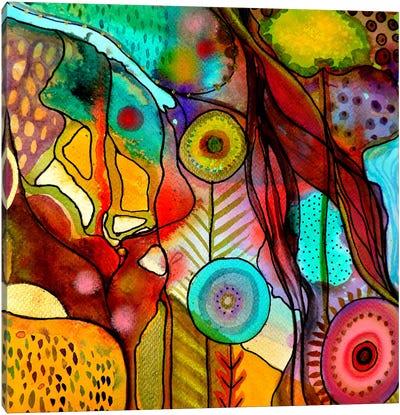 Terre d'Accueil Canvas Art Print