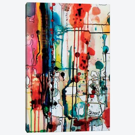Charivari Canvas Print #SDS52} by Sylvie Demers Canvas Wall Art