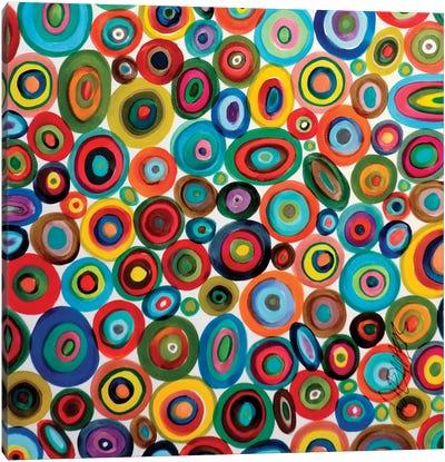Club Soda Canvas Art Print