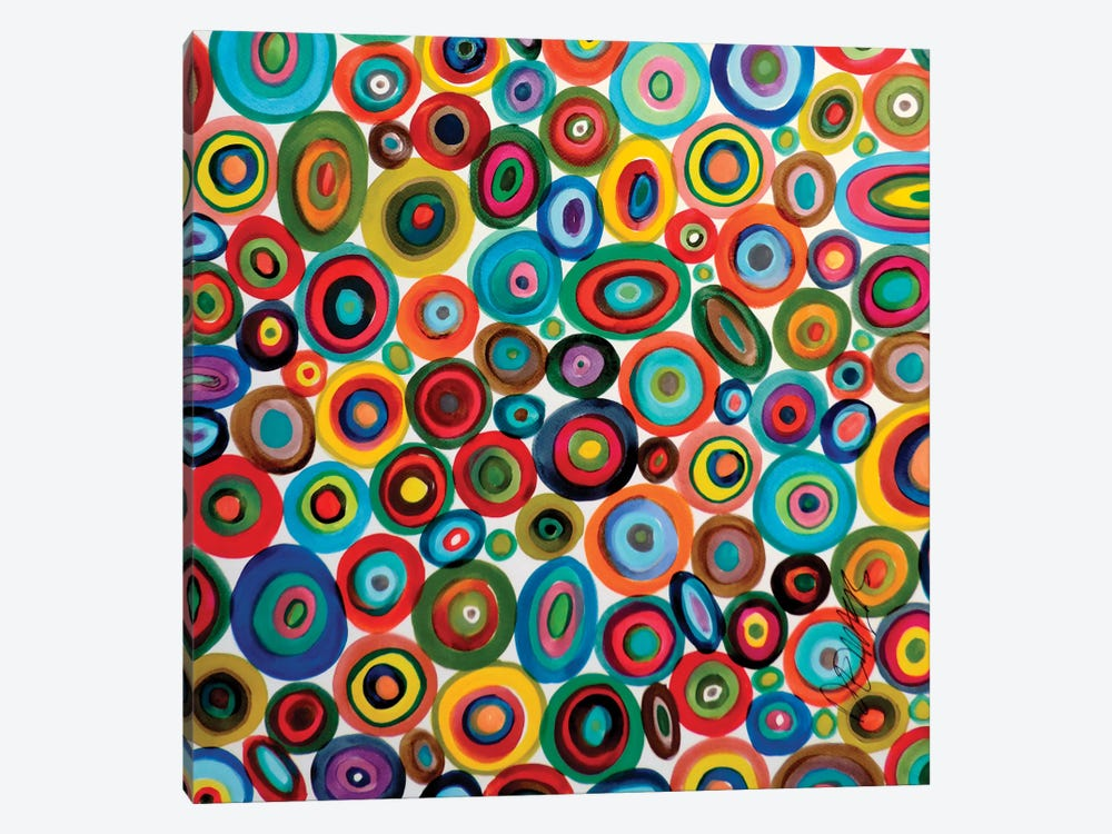 Club Soda by Sylvie Demers 1-piece Canvas Print