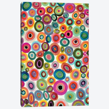Inside Out Canvas Print #SDS56} by Sylvie Demers Art Print