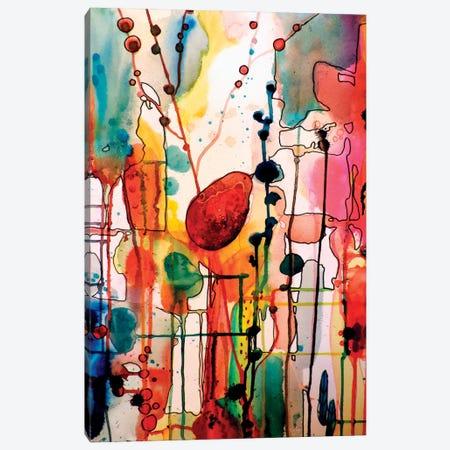 Le Troubadour Canvas Print #SDS58} by Sylvie Demers Canvas Art
