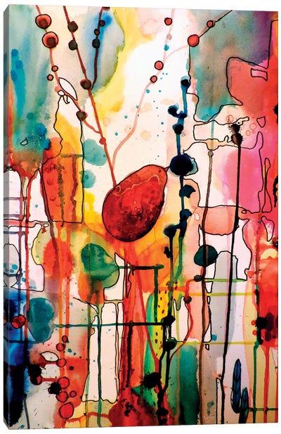 Le Troubadour Canvas Art Print