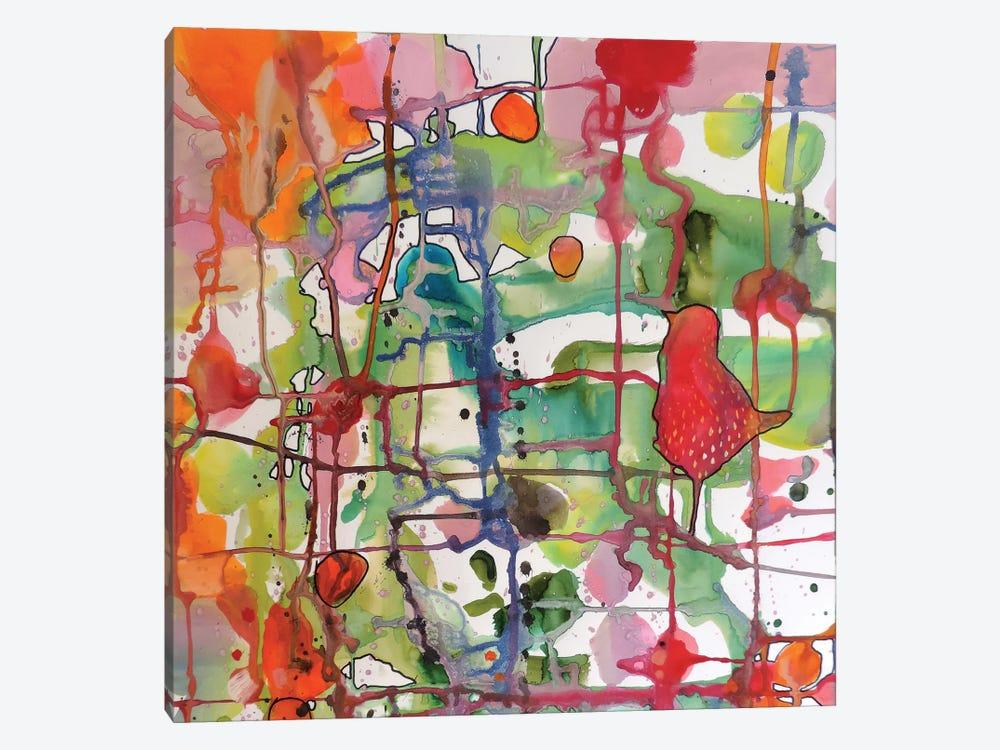 Manifesto by Sylvie Demers 1-piece Canvas Print