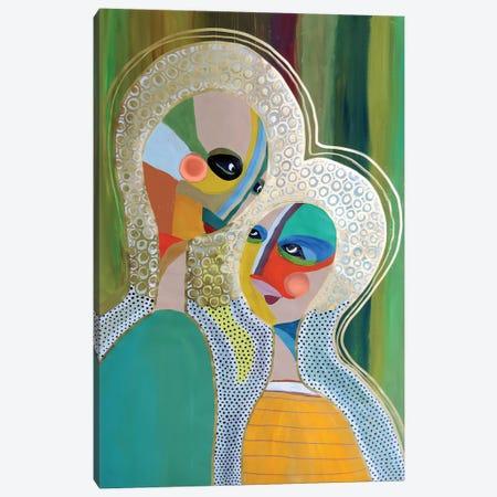 Aura III Canvas Print #SDS68} by Sylvie Demers Canvas Art Print