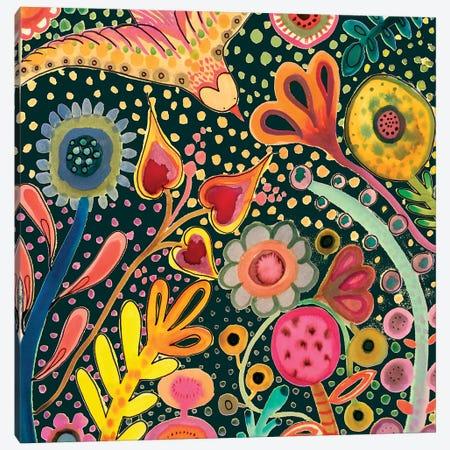 Depuis L'aurore II Canvas Print #SDS71} by Sylvie Demers Canvas Artwork