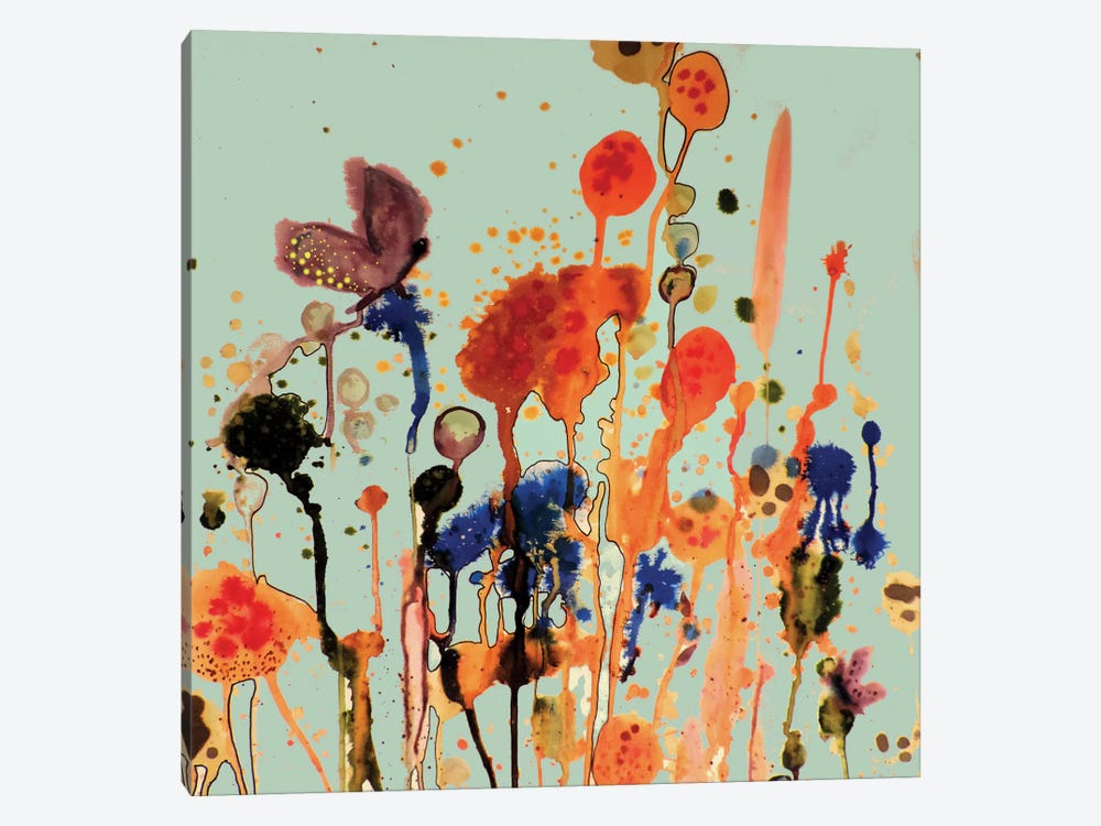 Envol by Sylvie Demers 1-piece Canvas Print