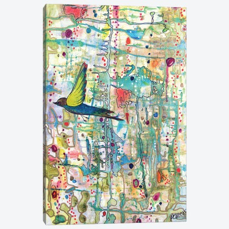 Faire Surface Canvas Print #SDS74} by Sylvie Demers Canvas Art Print