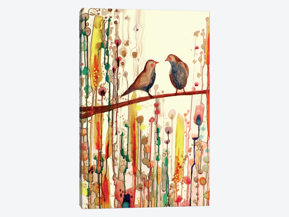 Gypsies Tap by Sylvie Demers 1-piece Canvas Print