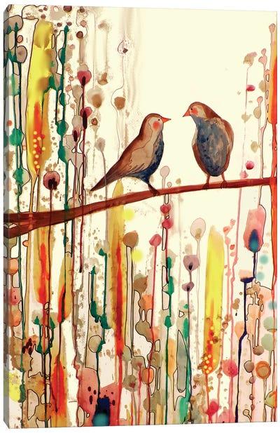 Gypsies Tap Canvas Art Print