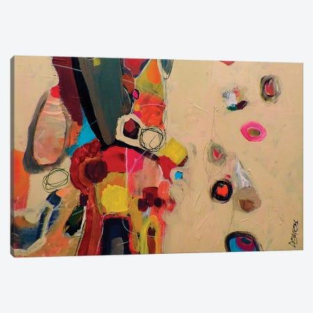 La Famille Canvas Print #SDS83} by Sylvie Demers Canvas Art Print